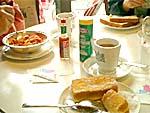 イノダコーヒーの朝食