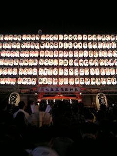 三の酉@花園神社2006